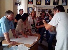 The Lviv and Chernivtsi Residents Taught How to Realize Their Ideas Using Public Money
