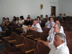 Круглий стіл «Перспективи видобувної галузі Котелевщини»
