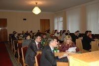 Seminar in Zhytomyr