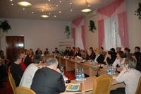 The second Ukrainian-Slovakian seminar